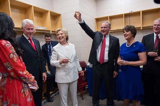 (Foto: Facebook Hilary Clinton)