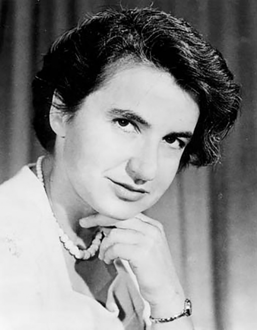 Rosalind Franklin (Cold Spring Laboratory Harbor Archives)