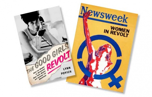 Newsweek – Women in revolt